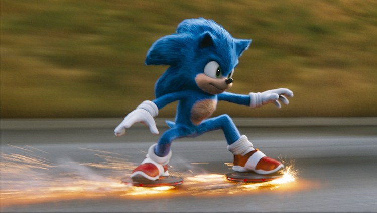"""Sonic the Hedgehog"" is director Jeff Fowler's first feature film, and it looked like it was going to be his first bomb when the trailer dropped last spring."