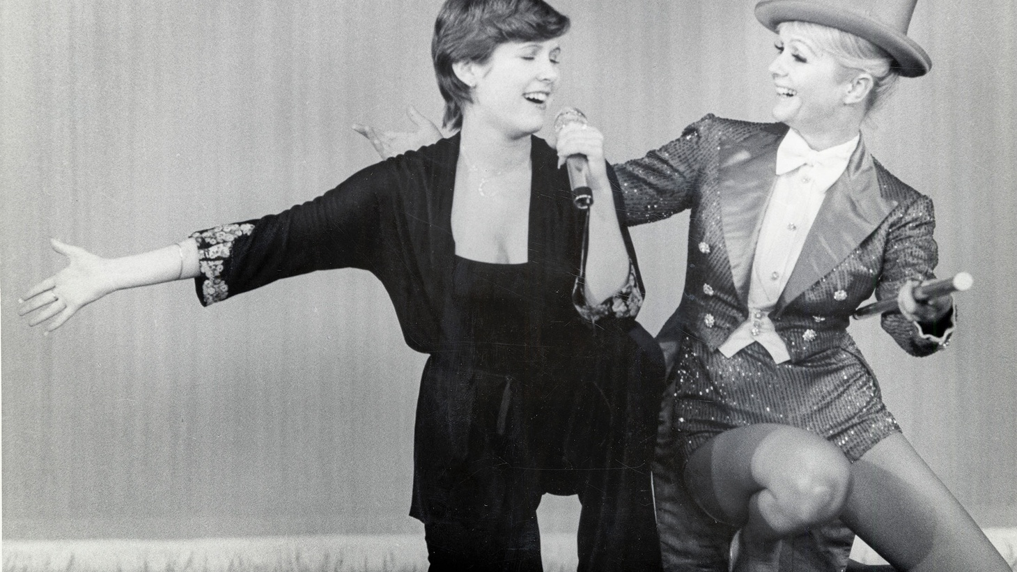 When documentarians Alexis Bloom and Fisher Stevens started working on Bright Lights: Starring Carrie Fisher and Debbie Reynolds, they could not have imagined it would end up being a posthumous tribute to both women. Originally set to air in March, HBO has moved up the film's premiere to January 7.