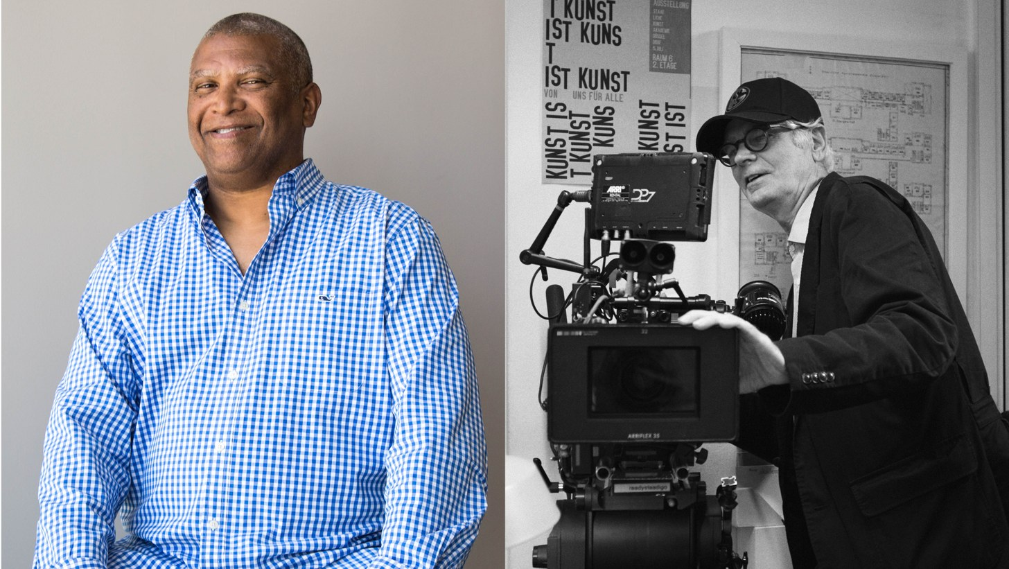 Filmmaker Reginald Hudlin recently directed the new documentary 'The Black Godfather' for Netflix, but he's held a lot of other jobs, including writing 'Black Panther' comics and running BET...at the same time.