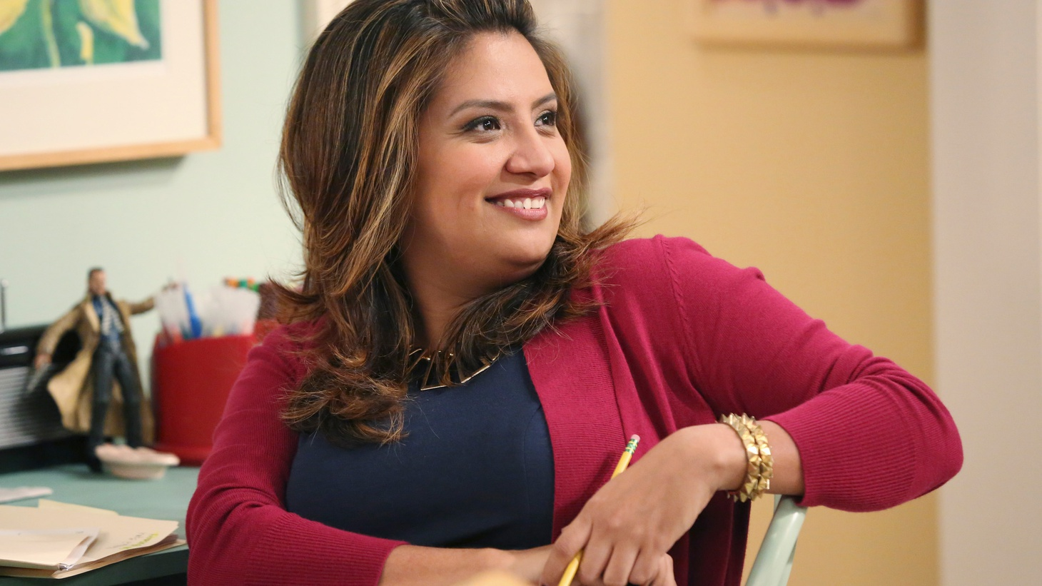 Cristela Alonzo was thrilled to sell a script to ABC, but the show seemed dead after the network decided not to shoot a pilot. She tells us how she was able to resurrect Cristela. Then, meet the woman who has been called the Meryl Streep of audiobook narration.