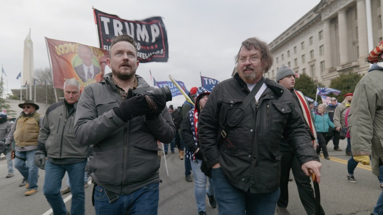 Documentarian Cullen Hoback maxed out his credit cards in his quest to unmask the person behind the pro-Trump QAnon conspiracy theory.