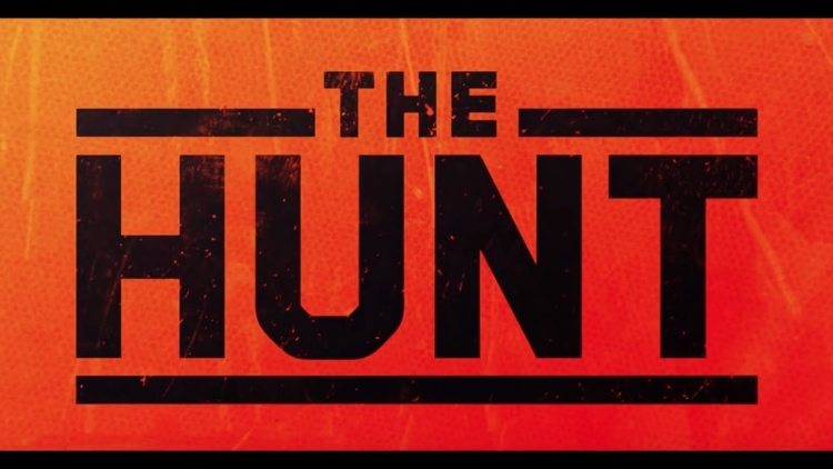 "Universal's ""   The Hunt   "" is a violent political satire produced by horror kingpin Jason Blum.   