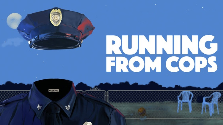 Dan Taberski on his new podcast 'Running from COPS'