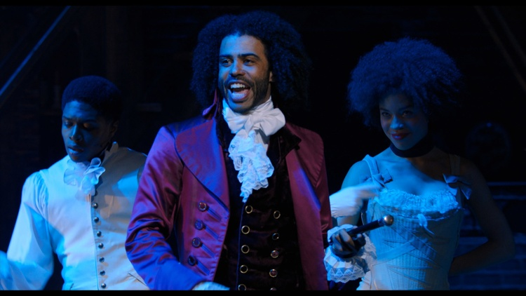 """Multi-hyphenate Daveed Diggs has a lot going on, including writing and producing his new series on Starz, """"Blindspotting."""""""
