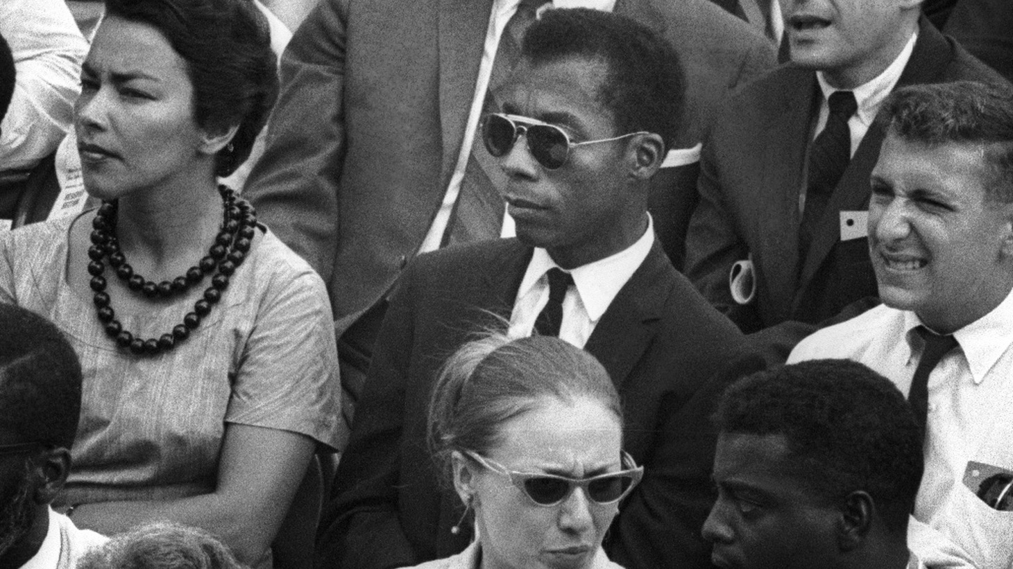 Director Raoul Peck's film about the essayist and activist James Baldwin was a decade in the making. Now, I Am Not Your Negrois Oscar-nominated for best documentary. Peck tells us how he got access to Baldwin's archives and why right now is the perfect time to learn about the late writer.