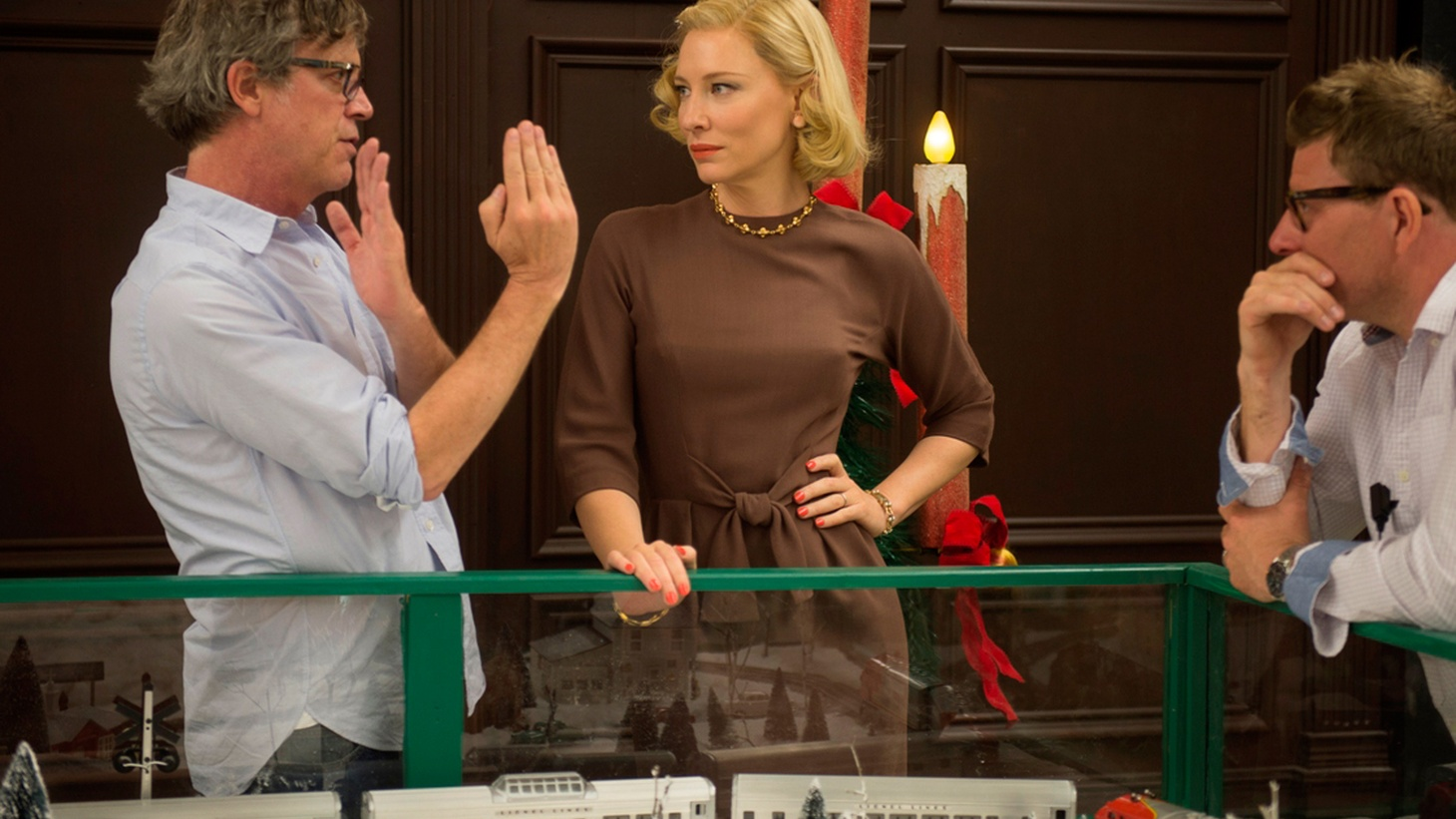 Director Todd Haynes and producer Christine Vachon trace tell us about the long journey to make their newest movie, Carol. Despite their past success, they say they still face resistance in the industry whenever they pitch a movie about women without any male leads.