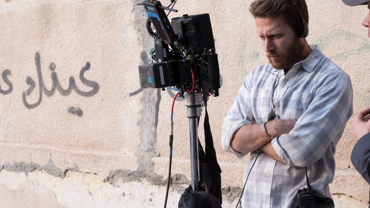 Doc director Matthew Heineman on his first narrative film, 'A Private War'