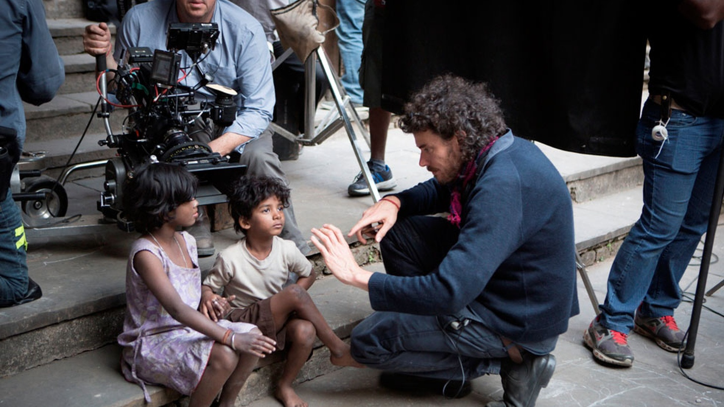Filmmaker Garth Davis spent years making commercials in Australia before co-directing Top of the Lake with Jane Campion. For his feature film debut, Lion, he's taken on the true story of a boy in India who accidentally gets separated from his family and ends up in Tasmania. He tells us how he came to be at the helm of the film and about casting a five-year old in India and teaching him English along the way.