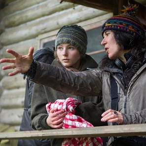 For 'Leave No Trace,' director Debra Granik goes into the woods