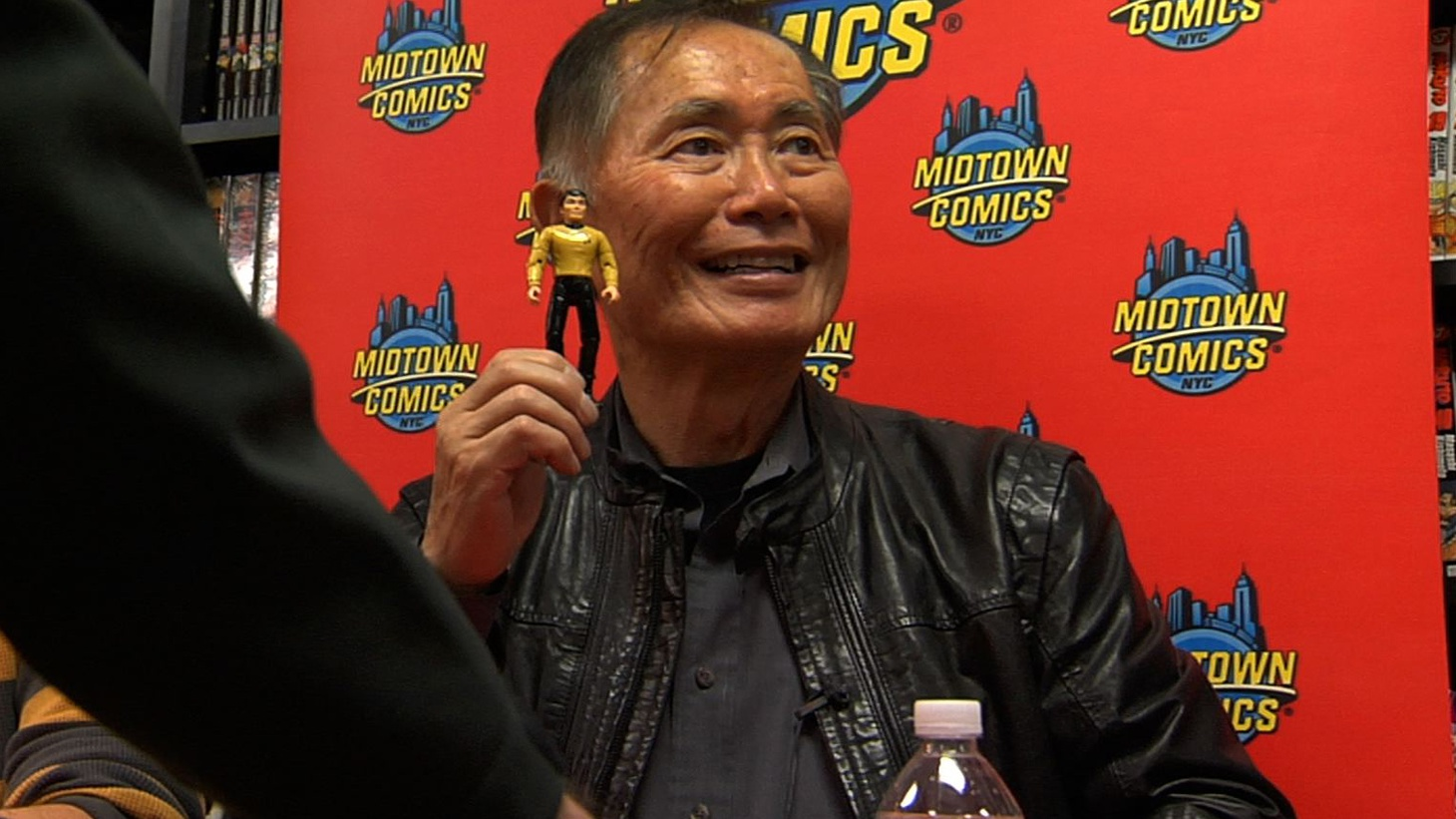Best known for his role at Lieutenant Sulu on Star Trek, George Takei is now the subject of a new documentary, To Be Takei. The actor and activist talks about the chaos behind the first Star Trek movie and why William Shatner is like the crazy uncle of the Star Trek family.