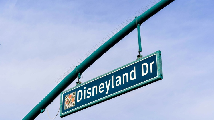 Disney's unexpected reorganization, announced on Oct.
