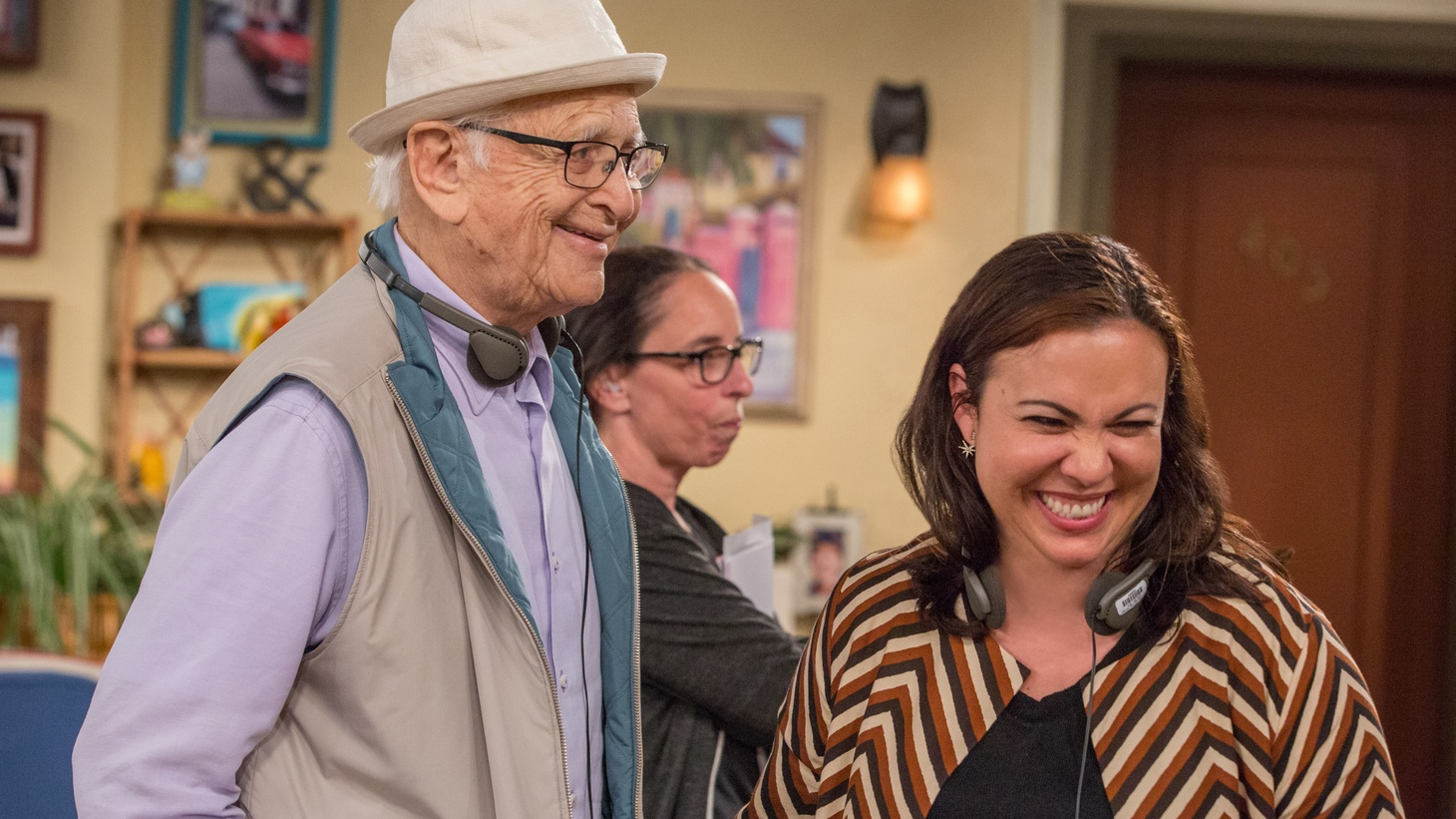 When Norman Lear decided to reboot the classic sitcom One Day at a Time, this time with a Latino family, he wanted a writer-producer who could offer an authentic voice to the project. He found that person in Gloria Calderón Kellett, who incorporated much of her own background into the show, including making the family Cuban.