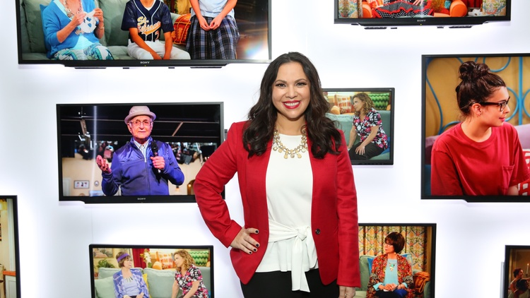 TV writer-producer Gloria Calderón Kellett visited us on The Business before-- in 2017   she told us all about co-creating, with Mike Royce, a re-imagined version of Norman Lear's…