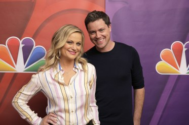 Greg and Amy Poehler