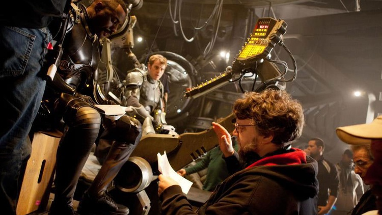 Today we revisit a conversation with Guillermo del Toro  from last summer, when his apocalypse movie, Pacific Rim , was just hitting theaters.