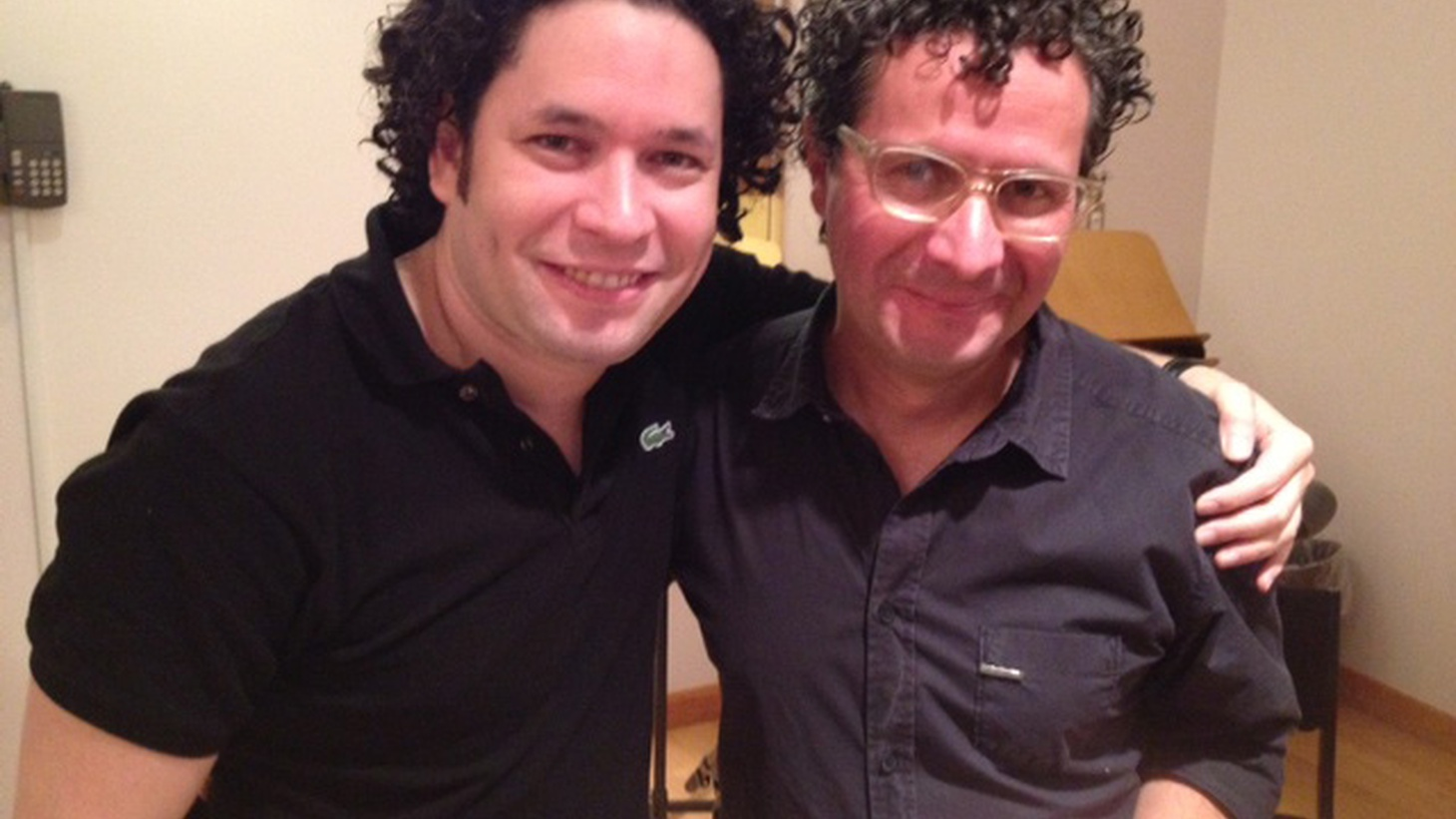 Filmmaker Alberto Arvelo and LA Philharmonic conductor Gustavo Dudamel sit down with Kim Masters at the Walt Disney Concert hall to talk about the special role of music in the new Simón Bolívar biopic, The Liberator.