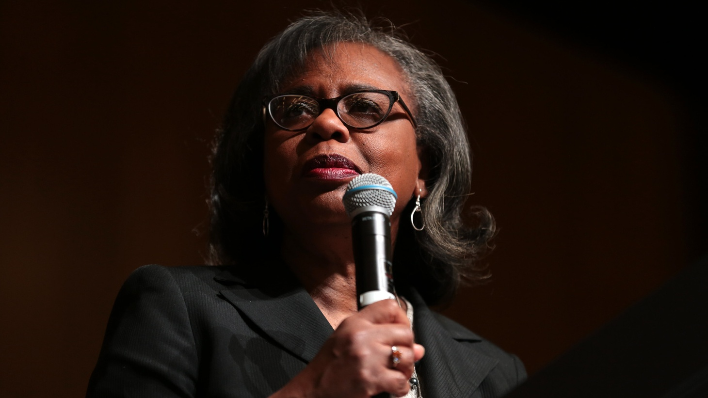 Anita Hill is a founder of the Hollywood Commission, which seeks to bring greater accountability to workplaces in the entertainment industry.