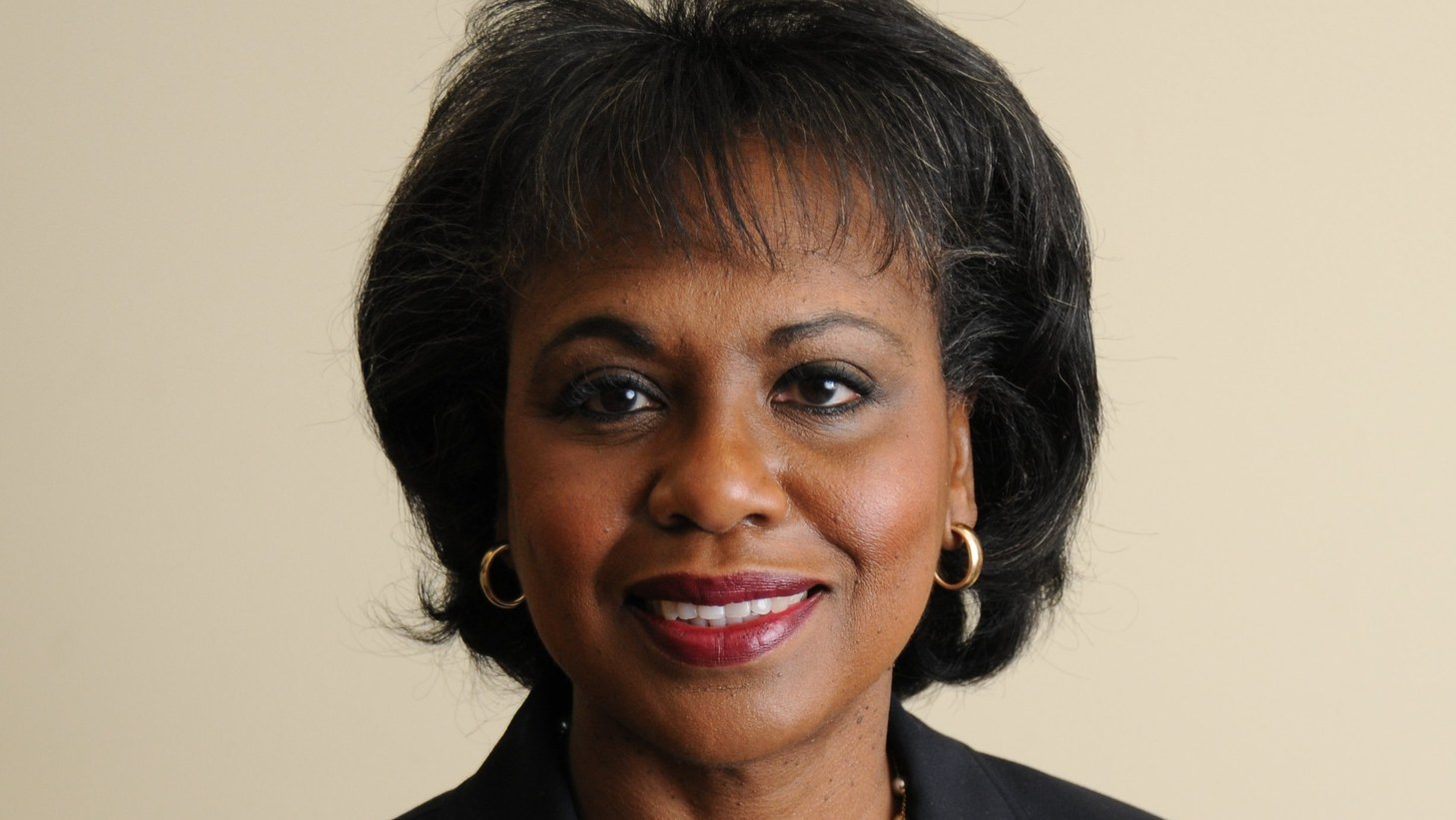 Anita HIll chairs the Hollywood Commission, which surveyed almost 10,000 workers on the issues of harassment and accountability in Hollywood.