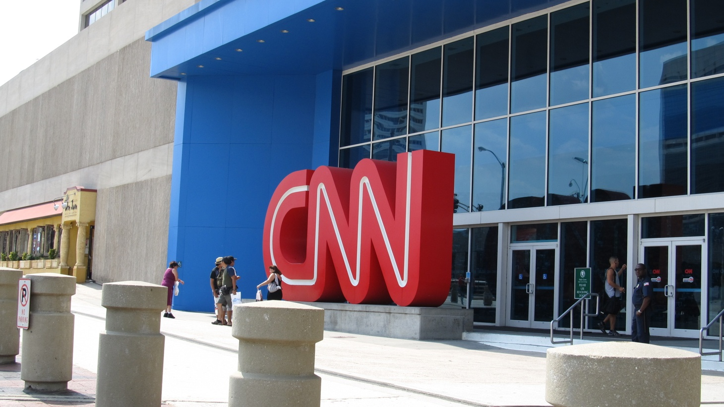 CNN, which usually trails Fox News in ratings, came in first in cable news ratings on Nov. 4, the second day of election coverage.
