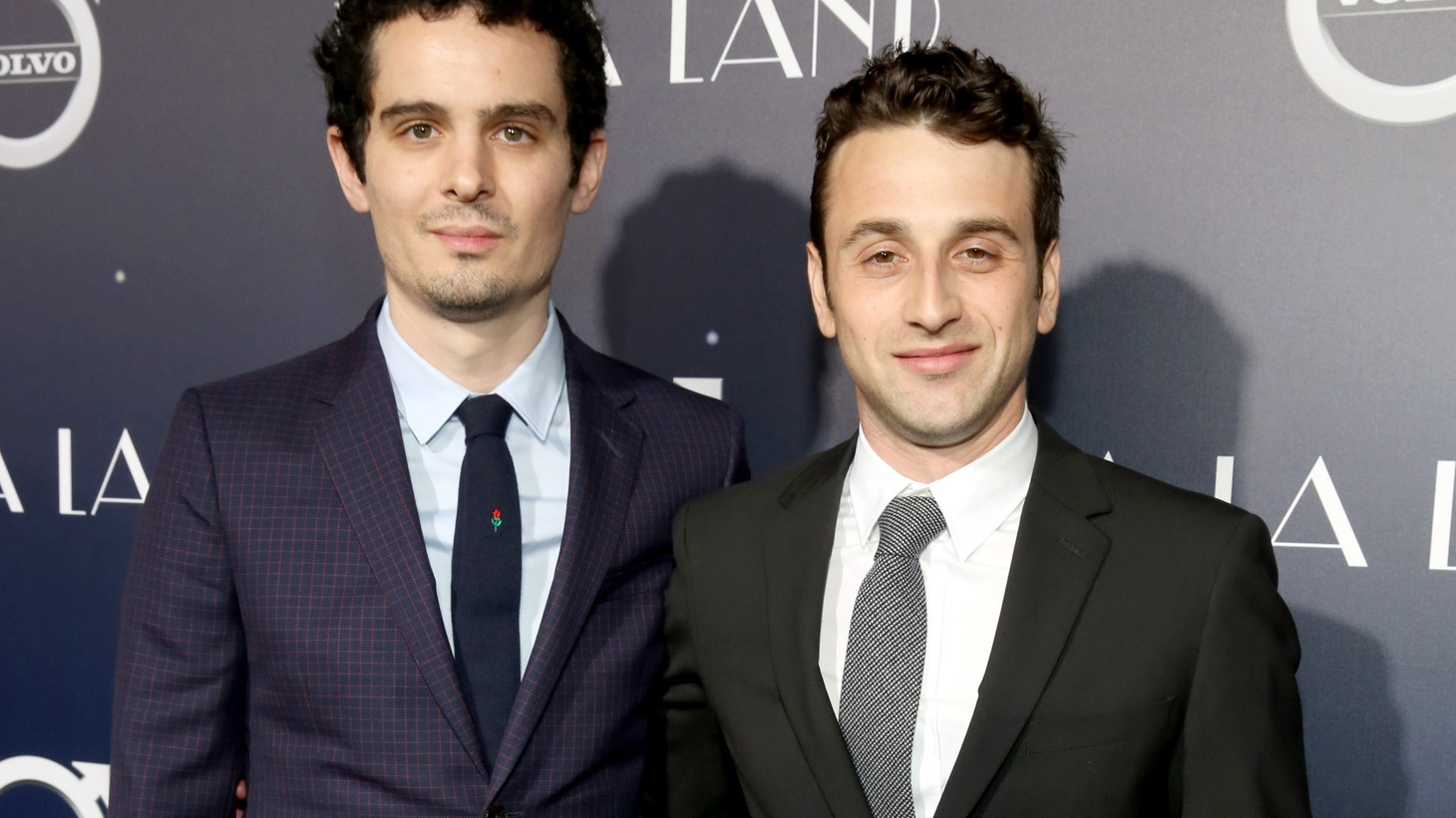 Writer-director Damien Chazelle and composer Justin Hurwitz have been friends and collaborators since first meeting at Harvard. Together, they struggled for years to make an original movie-musical. Now, their film La La Land is up for a record-tying 14 Oscar nominations.