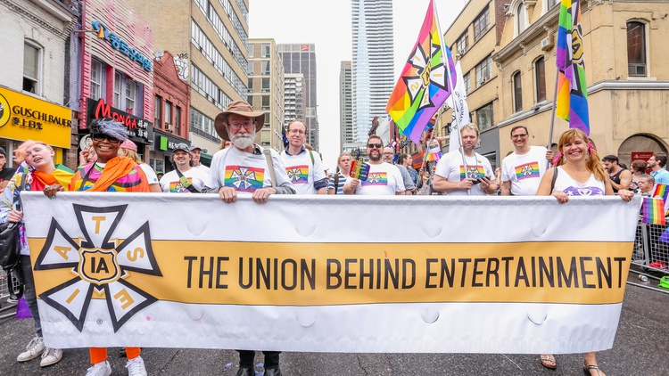 In recent weeks, members of the union IATSE — the International Alliance of Theatrical Stage Employees — have been sharing their experiences, many of them posting anonymously on the…