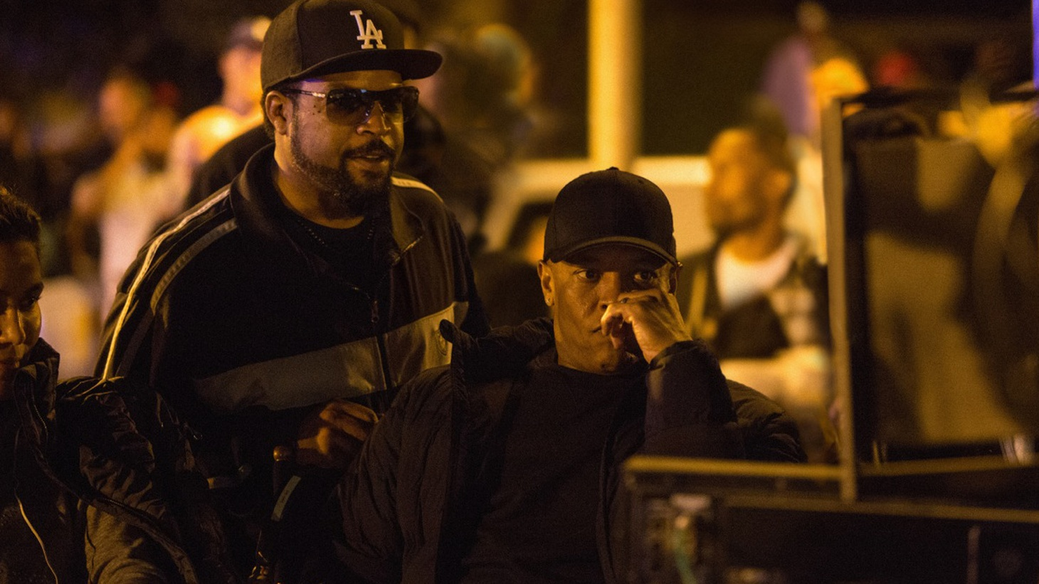 Rapper, actor and producer Ice Cube long hoped to make a movie about N.W.A., the hip hop group that gave him his start. Straight Outta Compton faced hurdles and backlash but that was no surprise to Cube. He tells us how he finally got the story to the screen.