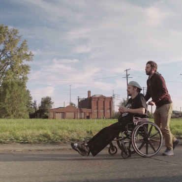 """""""Magic and docs are at odds, you know?""""  Ben Berman found that out the hard way while making his new film ' The Amazing Johnathan Documentary ,' which is now available on Hulu."""