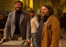 "In 'Free Fire,' Ben Wheatley wants to ""meet the audience halfway"""