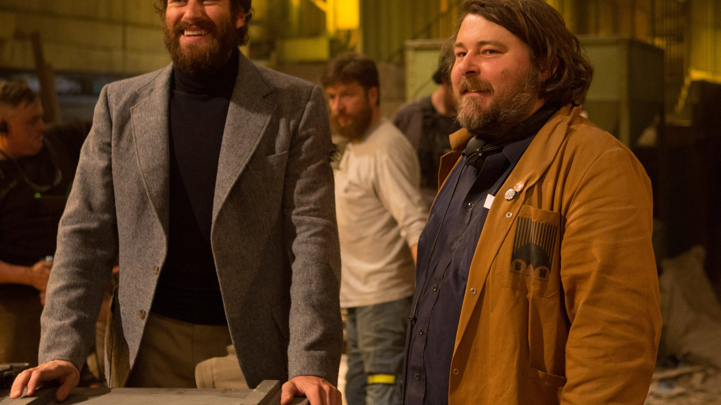 British filmmaker Ben Wheatley has built up a cult following with his hyper-violent, darkly funny movies. His newest film Free Fire is an action comedy starring Brie Larson, Armie Hammer, and a whole lot of guns. The movie has the broadest commercial appeal of any of his work to date, but it's still a Ben Wheatley film, which means, spoiler alert...a lot of people die.