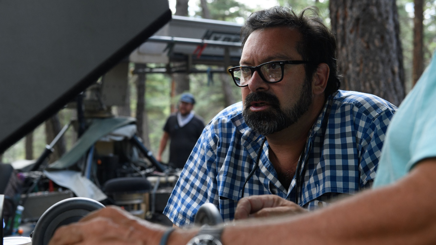 Filmmaker James Mangold has been making character-driven dramas for more than 20 years, but lately, he's been in the X-Men superhero business. In his latest film, Logan, Hugh Jackman plays the slashing Marvel mutant one last time, so Mangold wanted to make something more nuanced than the usual comic-book movie.