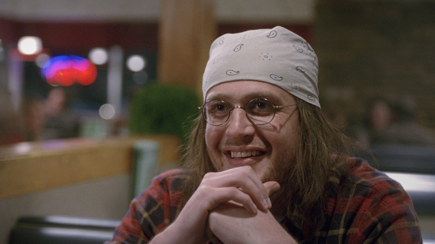 Jason Segel says he was terrified to take on the role of writer David Foster Wallace in The End of the Tour, but director James Ponsoldt never doubted him. They tell us about their new film, which follows a journalist on the road with the famed author.