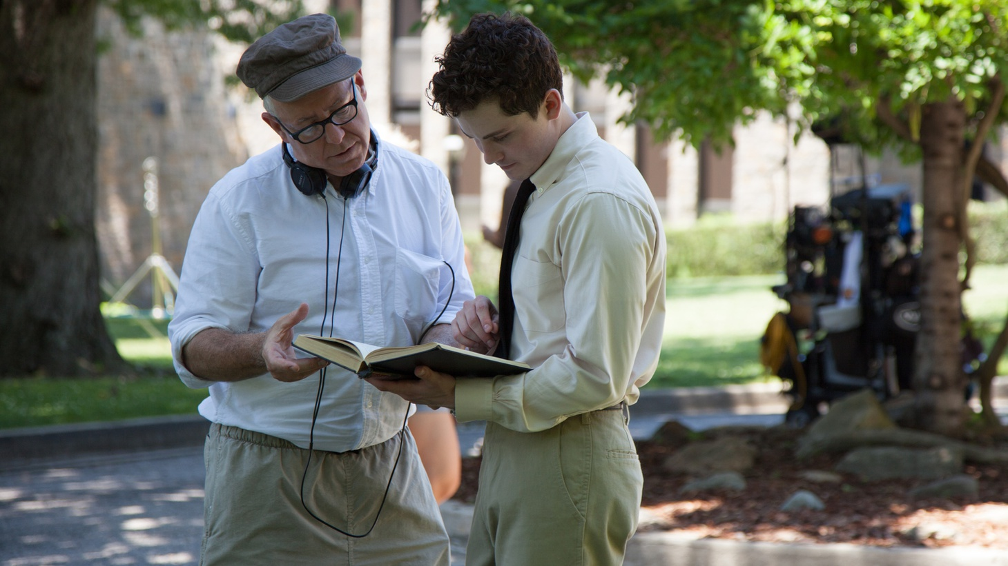 James Schamus was a successful producer of independent films with his company, Good Machine, and then as the CEO of art-house label Focus Features for 13 years. In 2013, he was fired and decided to try something new. Schamus tells us about calling the shots on his directorial debut, Indignation.