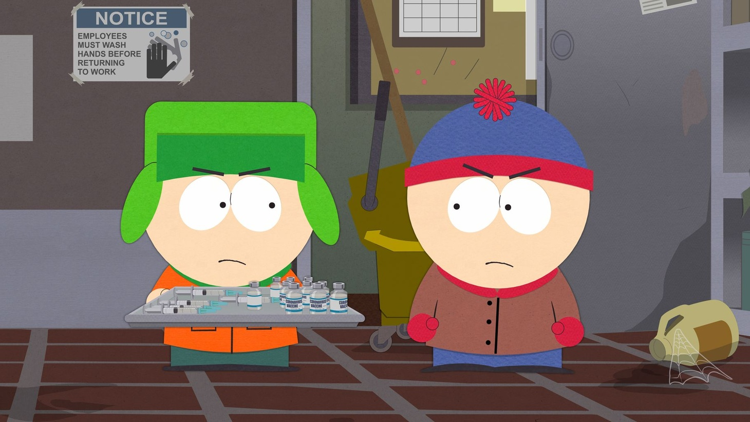 """""""South Park"""" has been on the air since 1997. A new deal promises 14 new """"South Park"""" movies by 2027."""