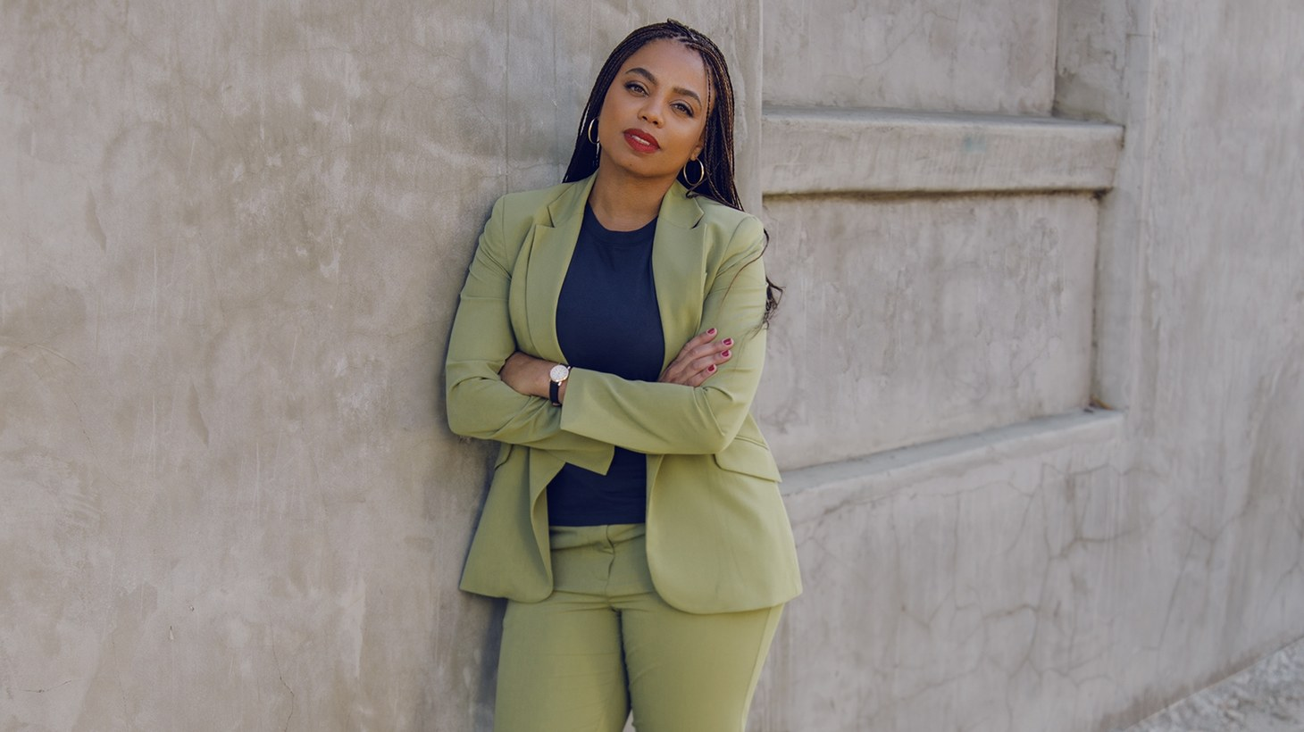 Jemele Hill, host of the new Spotify podcast 'Jemele Hill is Unbothered'