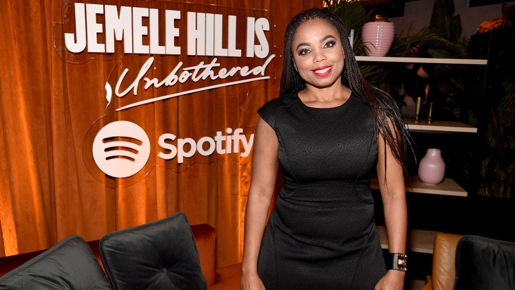In 2017, after working at ESPN for more than ten years, Jemele Hill got one of the network's plumb jobs--co-hosting the flagship evening show SportsCenter.