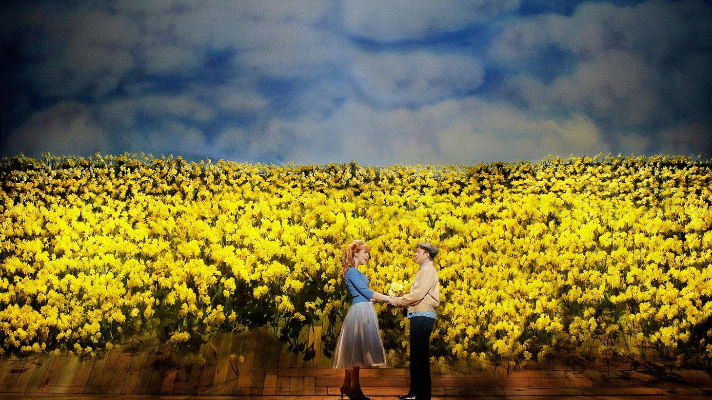 """Screenwriter John August and Producer Dan Jinks compare making """"Big Fish,"""" the musical, with making movies."""