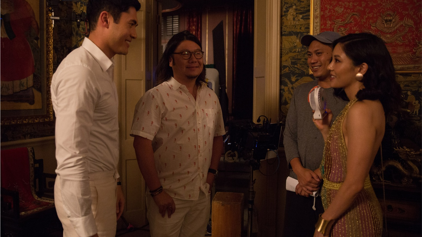 Author Kevin Kwan and director Jon M. Chu passionately wanted the movie version of 'Crazy Rich Asians' to play in theaters. So they turned down a huge offer from Netflix and took their chances with Warner Brothers.