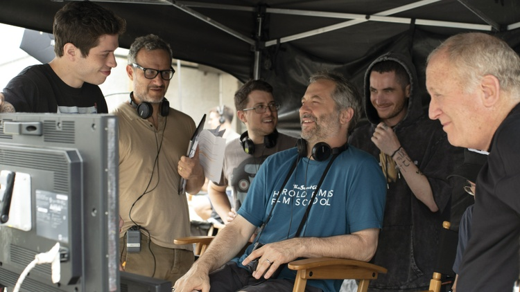 Judd Apatow's 'The King of Staten Island'