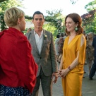 Julianne Moore and Bart Freundlich on 'After the Wedding'