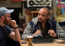 Justin Simien on 'Dear White People' and fighting impostor syndrome