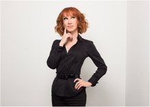 Kathy Griffin on self funding her world tour & life after the photo