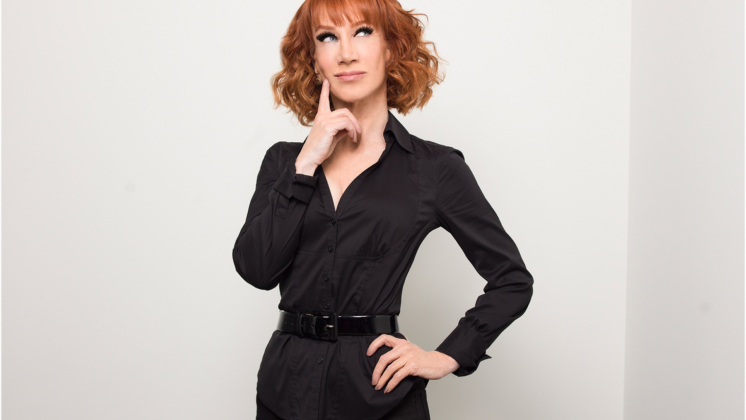 When comedian Kathy Griffin posed for a photo holding what appeared to be the blood-covered head of Donald Trump, she became a pariah overnight.