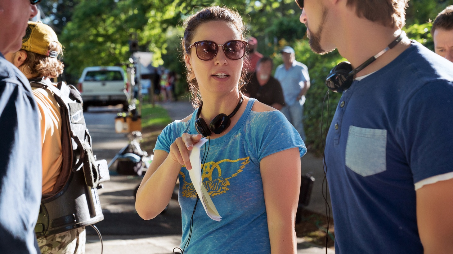 'Blockers 'is comedy writer Kay Cannon's directorial debut. When she was hired for the project, she had some work to do on a script about girls, written by a bunch of guys. Cannon tells us how she made 'Blockers' funnier and more feminist.