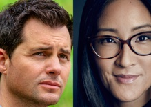 Kristoffer Polaha on Hallmark movies; Netflix's Lisa Nishimura