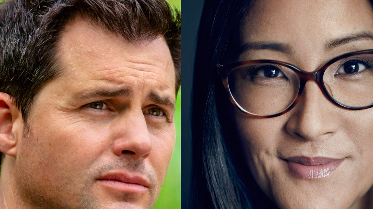 In 2015, actor Kristoffer Polaha booked what he thought would be a one-off gig in a Hallmark TV movie. Now, he's got 5 Hallmark films under his belt. He tells us how he and the Hallmark Channel fell in love.