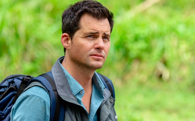 Kristoffer Polaha did not see being a regular in Hallmark movies as part of his career plan.