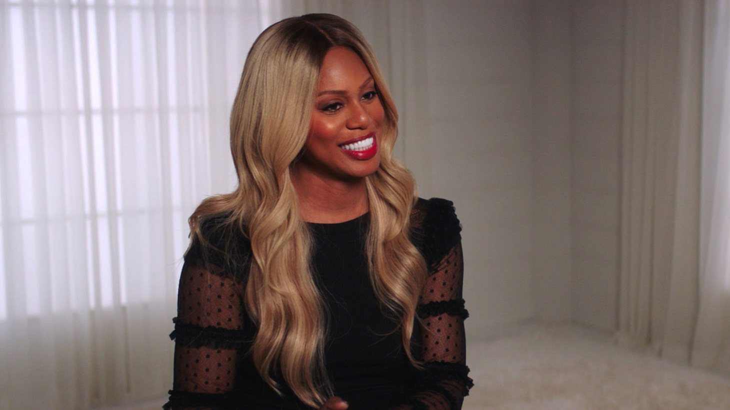 Executive producer Laverne Cox is featured in Sam Feder's documentary 'Disclosure.'