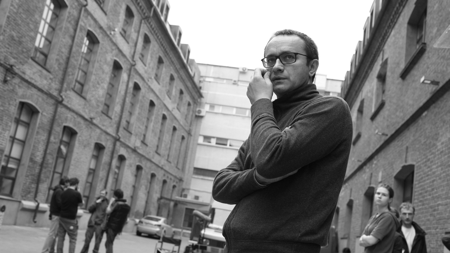 Director Andrey Zvyagintsev and producer Alexander Rodnyansky's film Leviathan is Oscar-nominated, but back home in Russia, the official reaction has been one of displeasure.