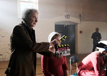 Margaret Atwood and Bruce Miller on 'The Handmaid's Tale'