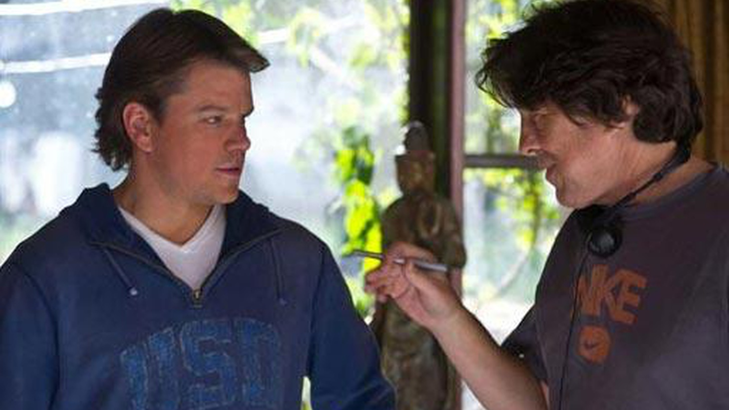 Matt Damon on how director Cameron Crowe wooed him to star in We Bought a Zoo, the challenges of being a really big star and why he's ready to direct.